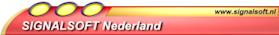Webshop SIGNALSOFT Nederland